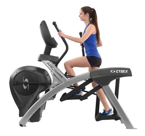 arc trainer weight loss