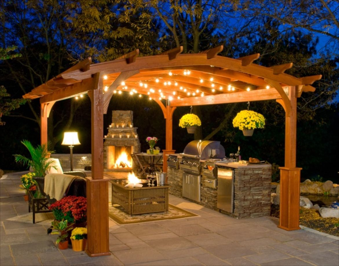 Modern pergola designs For a Gorgeous Garden