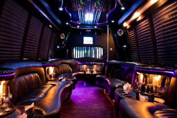 Improving Employee Morale With a Party Bus