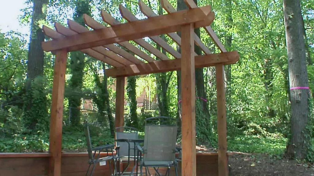 Pick the correct pergola for your home